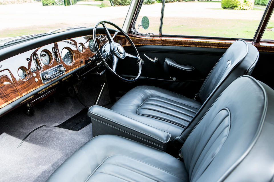 1960 Bentley S2 Continental Sports Saloon  Chassis no. BC127AR