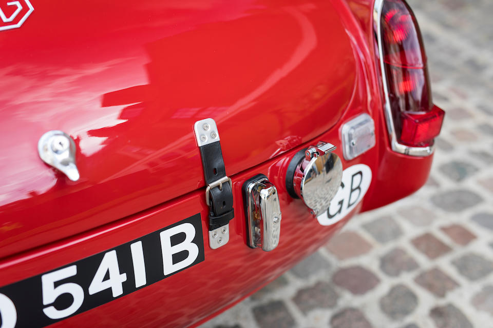 c.1965 MGB 'Sebring' Competition Roadster Tribute  Chassis no. 6HN355354