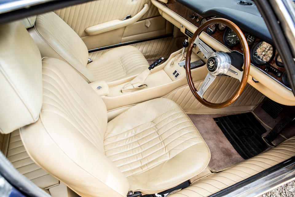 1972 ISO Grifo Series II Coupé  Chassis no. GL210364D
