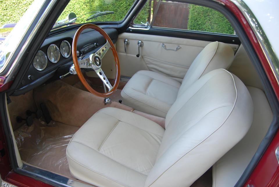 1959 Lancia Appia Coupé  Chassis no. 812012650