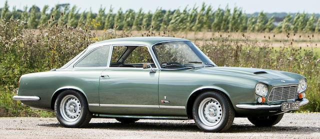 1964 Gordon-Keeble Coupé  Chassis no. C34F1004RD