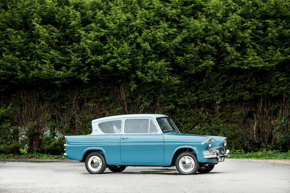 1960 Ford Anglia Deluxe Saloon  Chassis no. 148066