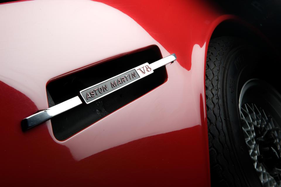 1976 Aston Martin V8 Sports Saloon  Chassis no. V8/11533/RCA