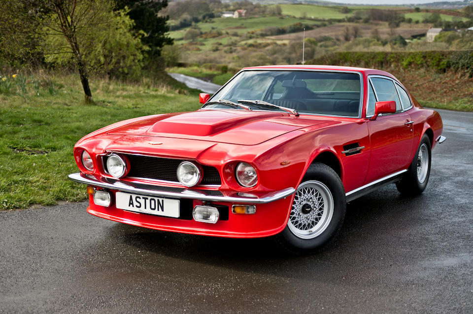 1976 Aston Martin V8 Sports Saloon  Chassis no. V8/11533/RCA