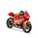 The ex-works, Jorge Lorenzo, 2007 World Championship-winning, 2007 Aprilia 250cc RSW Grand Prix Racing Motorcycle Frame no. TCC604 Engine no. 2500-301