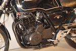 1992 Honda GB500 Tourist Trophy Frame no. JH2PC1603KK002102 Engine no. PC16E-2002450