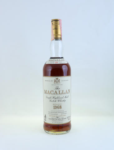 The Macallan-18 year old-1968