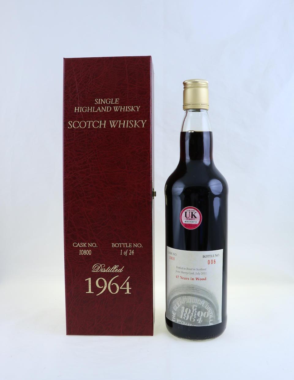 Glenfiddich-47 year old-1964
