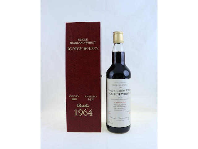 Glenfiddich-47 year old-1964