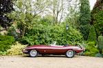 1961 Jaguar E-Type Series 1 3.8-Litre 'Flat Floor' 'External Bonnet Lock' Roadster   Chassis no. 875202