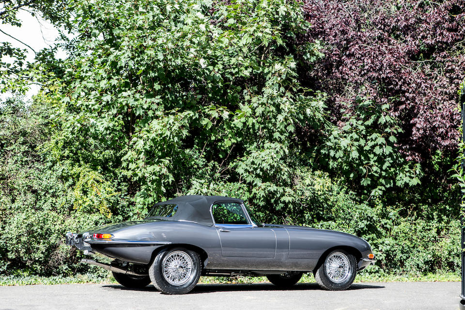 1965 Jaguar E-Type 'Series 1' 4.2-Litre Roadster  Chassis no. 1E 10844