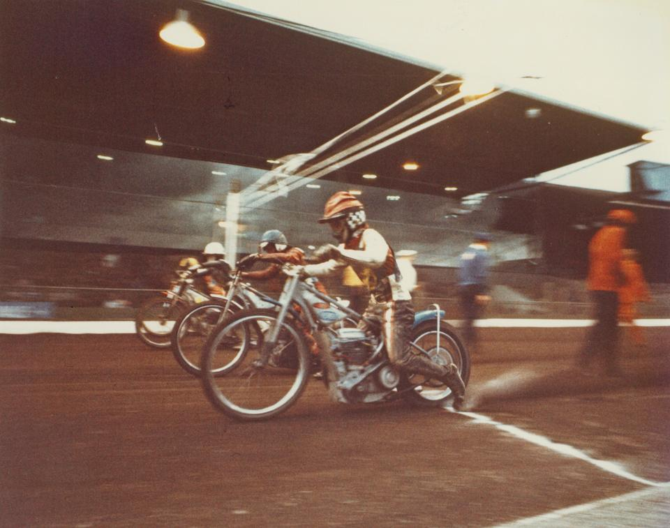 The 1972 Speedway World Championship Final-Winning, 1972 Jawa Type 890 Speedway Racing Motorcycle Frame no. 4160 Engine no. 7069 IM 72