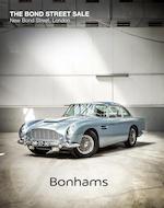 Left-hand drive,1965 Aston Martin DB5 Vantage Saloon  Chassis no. DB5/2214/L