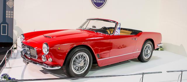 1960 Maserati 3500 GT Spyder