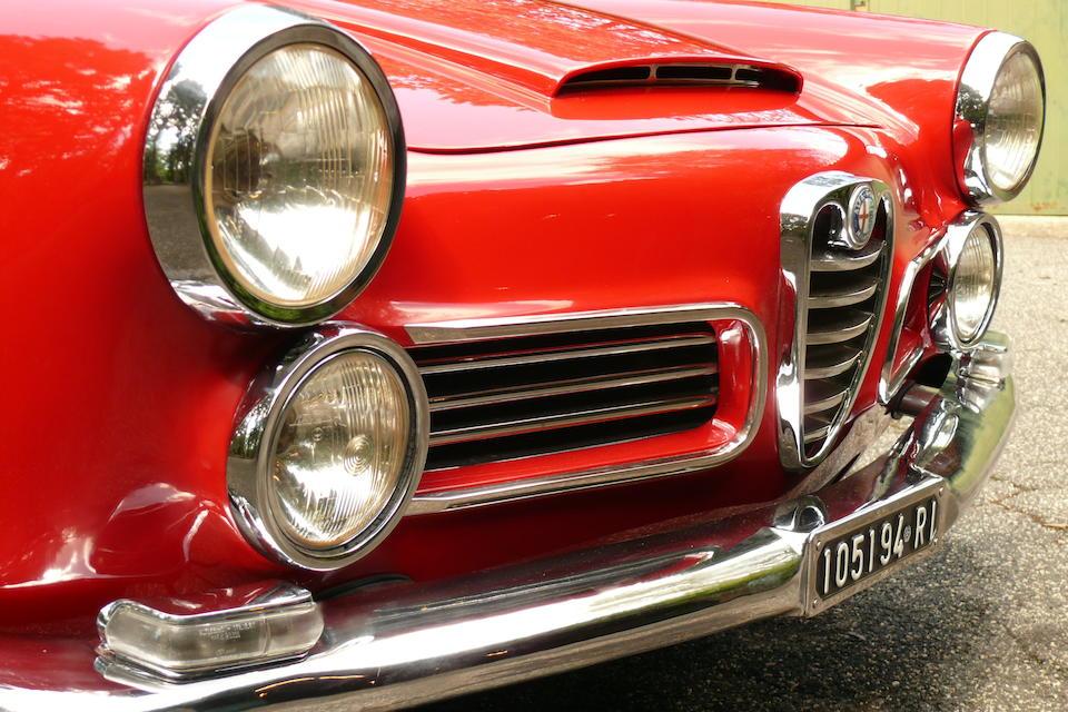 1963 Alfa Romeo 2600 Spider