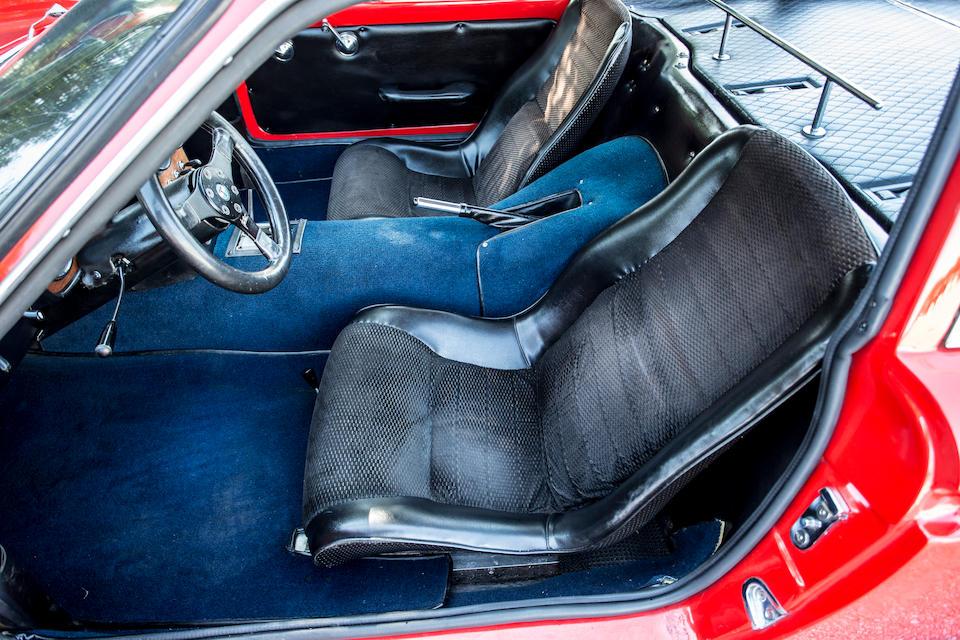1967 De Tomaso Vallelunga Berlinetta