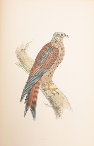 MORRIS (FRANCIS ORPEN) A History of British Birds, 6 vol., J.C. Nimmo, 1895