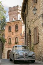 Iscrivibile alla Mille Miglia,1953 Alfa Romeo 1900C Sprint Coupé