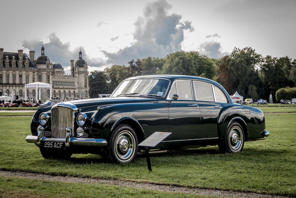 The ex-Sir Elton John,1960 Bentley S2 Continental Flying Spur Sports Saloon