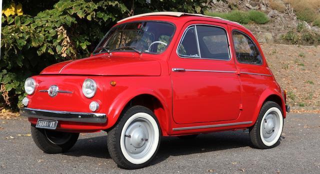 Bonhams 1963 Fiat 500 D