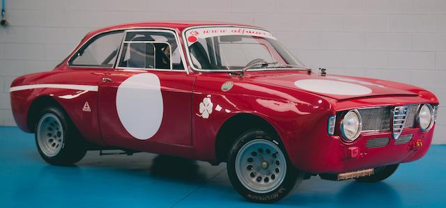 1969 Alfa Romeo 1300 GTA Junior Coupé