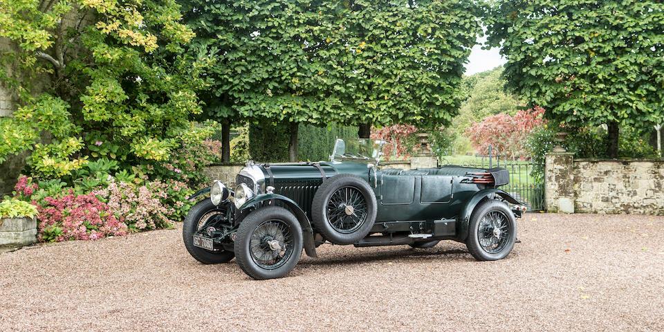 1929 Bentley 4½-Litre 'Le Mans Replica' Tourer