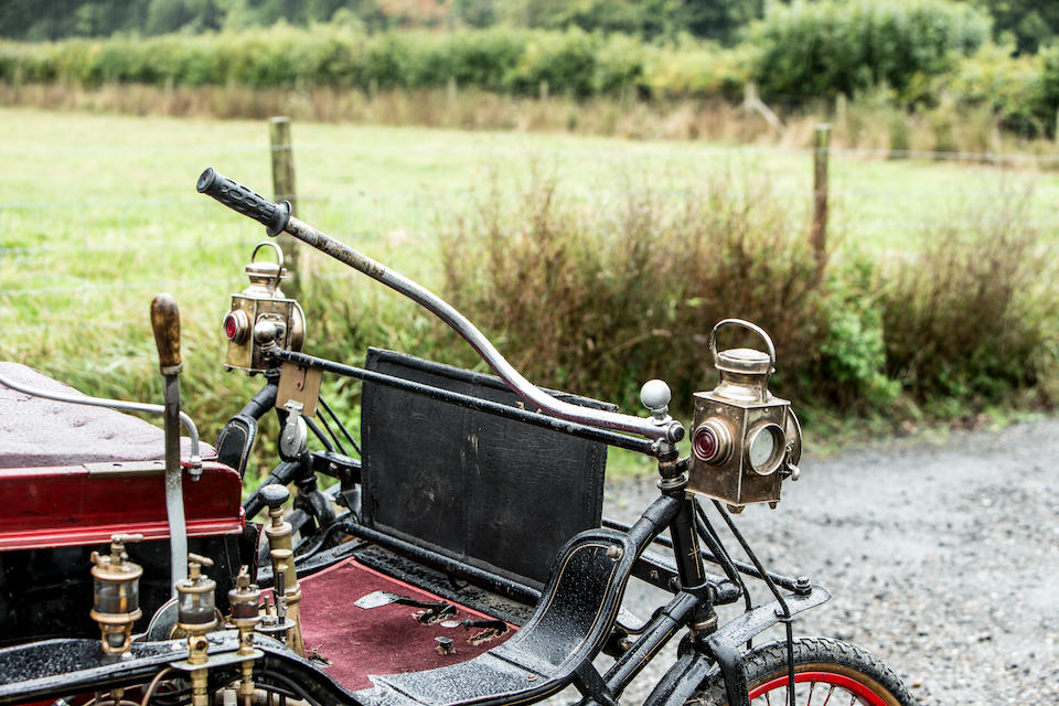 1898 Daley Quadricycle  Chassis no. 9175