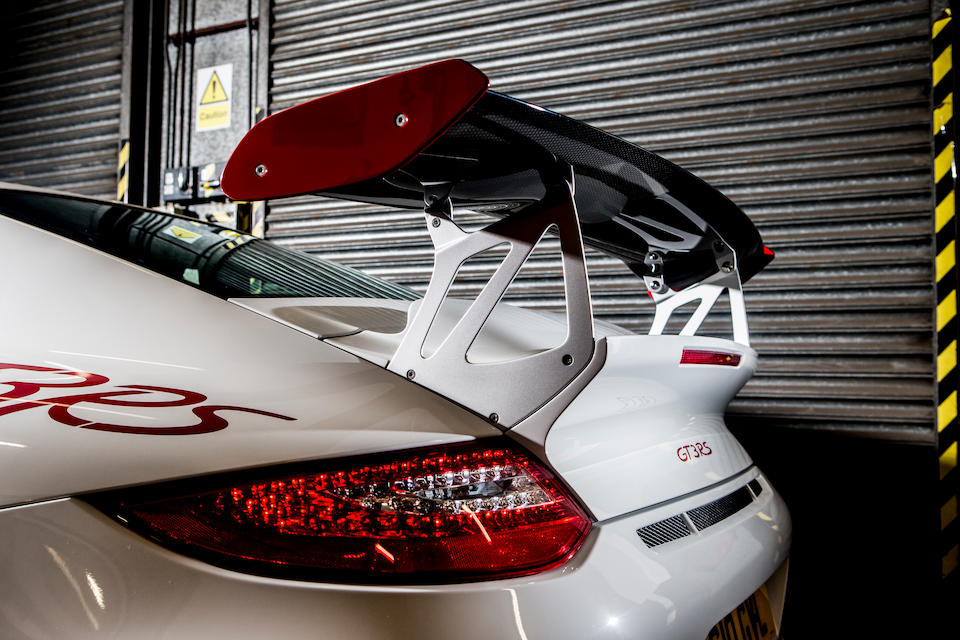 550 miles from new ,2010 Porsche 911 GT3 RS Generation 2 Coupé  Chassis no. WP0ZZZ99ZBS780226