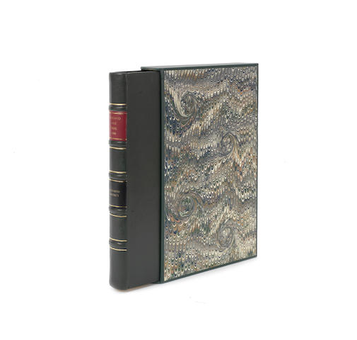 Elizabeth Bennett: Thousand Mile Trial; a deluxe leather bound limited edition,