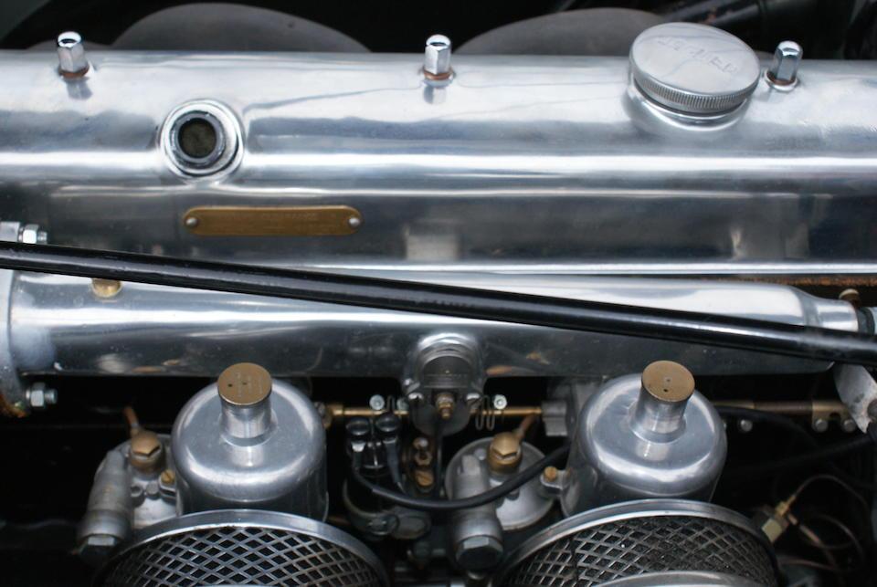 1951 Jaguar MkV 3½-Litre Drophead Coupé  Chassis no. 640346 Engine no. 22038