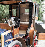 Property from a Private European Collection,1898  Germain 6hp Twin-Cylinder Open Drive Limousine   Chassis no. 1