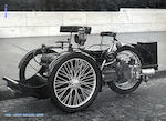 Property from a Private European Collection,c.1898  Léon Bollée  3hp Tandem Two-seater  Chassis no. 954