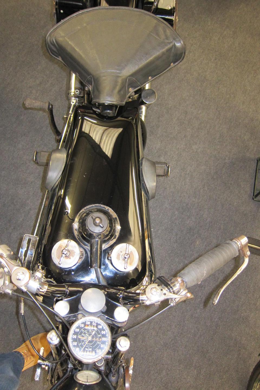 1932 Brough Superior 981cc SS80 De Luxe Frame no. 1170 Engine no. KTCS/H 9673/SL