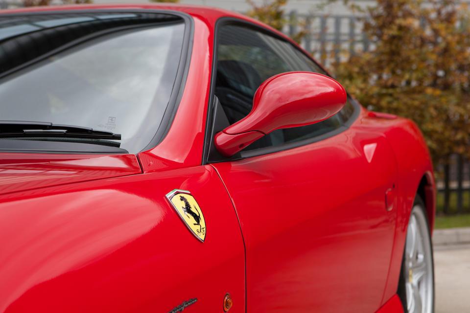 2004 Ferrari 575M Maranello 'HGTC' Coupé  Chassis no. ZFFBT55C000138466