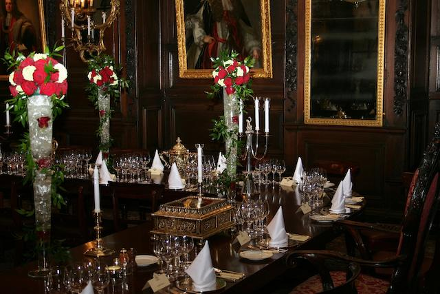 The Master Vintner experience – behind the scenes, When not Swan Upping, the Master Vintner is in charge of The Vintners' Hall and The Worshipful Company of Vintners, whose history dates back to 1363