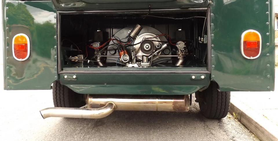 1970 Volkswagen Early Bay Container Van  Chassis no. 210 2090 348