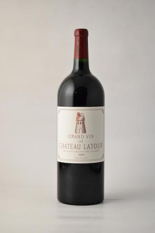 Château Latour 2000, Pauillac 1er Grand Cru Classé (1 magnum)