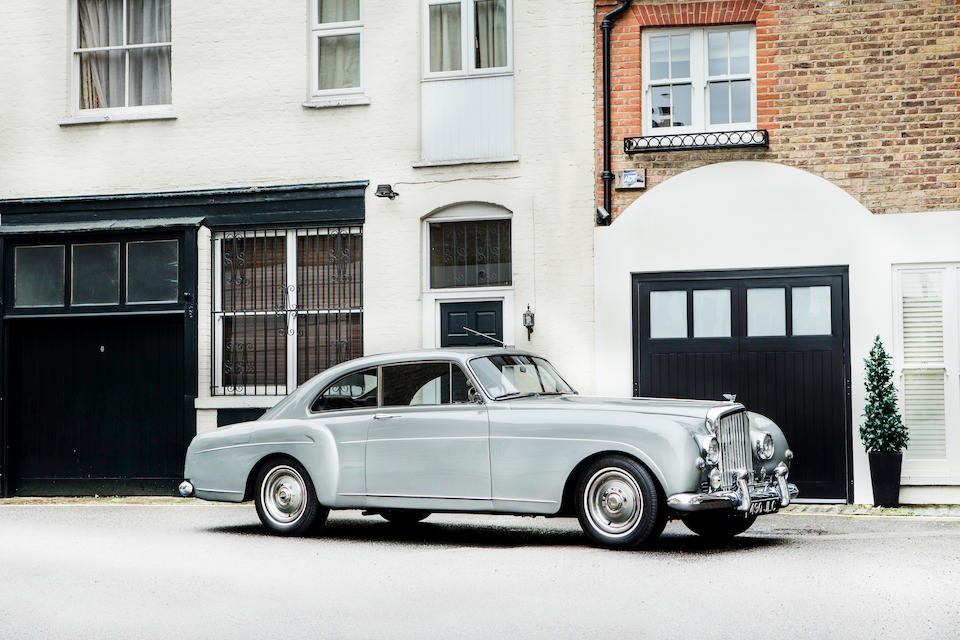 The ex-Sir Elton John and Lord Sugar,1959 Bentley S1 Continental Sport Saloon