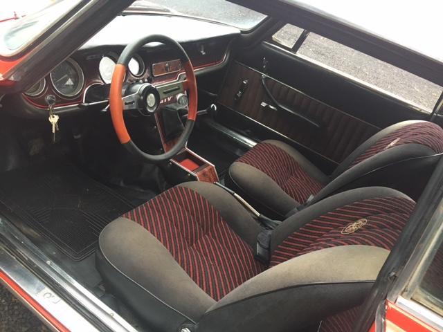 1967 Alfa Romeo GT 1300 Junior  Chassis no. AR1211425