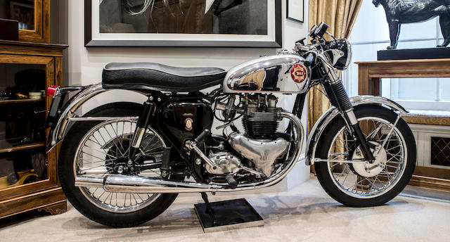 1964 BSA 646cc Rocket Gold Star