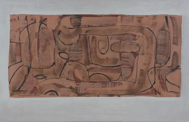 Ian Fairweather (1891-1974) Painting VI