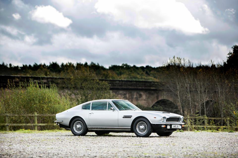1973 Aston Martin  Vantage 4.2-Litre Sports Saloon