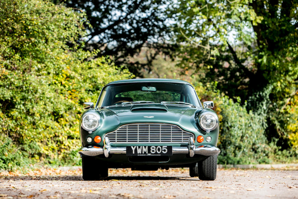 1963 Aston Martin DB4 Series 4 4.7-Litre Sports Saloon