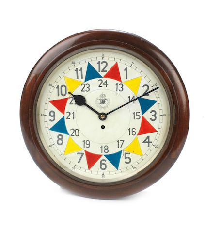 An RAF Sector clock, 1938-39,  ((3))