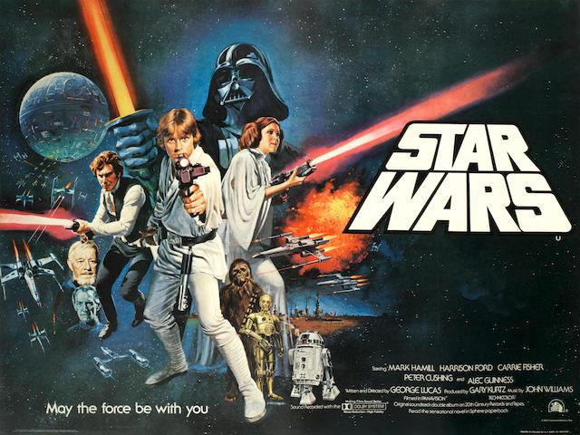Star Wars, Twentieth Century Fox, 1978,