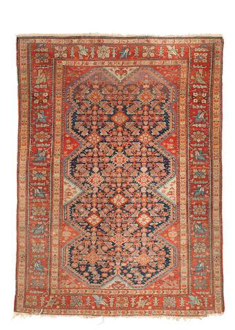 An Isfahan carpet Central Persia,  133cm x 190cm