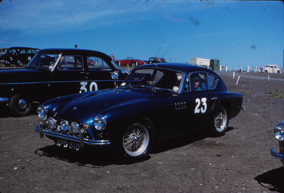 1955 AC  Aceca Coupé  Chassis no. AE505