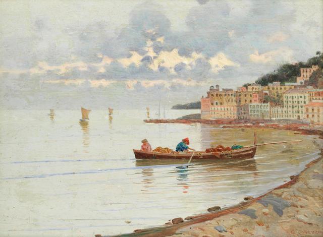 Giuseppe Cosenza (Italian, 1847-1922) 'Napoli'