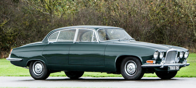 Ex-Sir William Lyons,1961 Jaguar Mark X Saloon  Chassis no. 300044BW