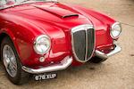 1955 Lancia B24 Spider America  Chassis no. B24 - 1047 Engine no. B24N - 1131